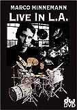 Marco Minneman: Live in L.A. [DVD] [Import]