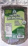 CERTIFIED ORGANIC Chia Seeds 1lb