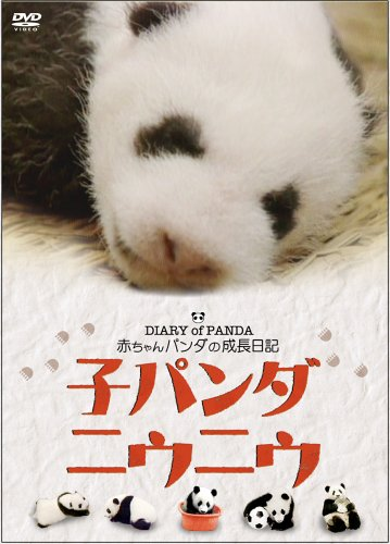 子パンダ ニウニウ [DVD]