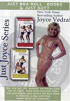 Joyce Vedral: Just Bra-Roll - Boobs and Just Butt Workout [Import]