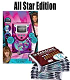 All star edition Disney Shake It Up w/screen FREE Music (150.00 Value) 10 Chartbuster Discs, 12 Song Custom, feat. Walt Disney and More! The 12 Song Custom Card has over 7000 songs to choose from!!! (That's over 130 Songs)