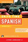 Product 1400006007 - Product title Drive Time Spanish: Beginner Level