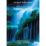 Virtual Relaxation: Escape to the Rainforest ~ Artist Not Provided