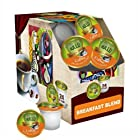 Sollo Cup for Keurig K-Cup Brewers, 96 count (4 pack x 24) - PICK YOUR FLAVOR (Breakfast Blend)