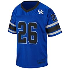 Kentucky Wildcats Youth Stadium Football Jersey by Colosseum