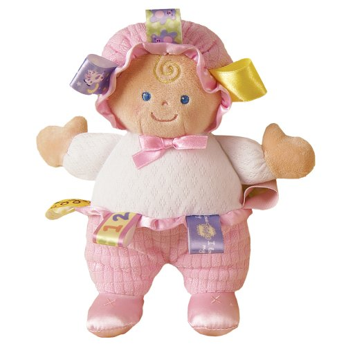 Taggies Developmental Baby Doll