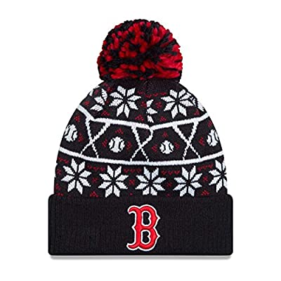 Boston Red Sox MLB Sweater Chill Knit Hat