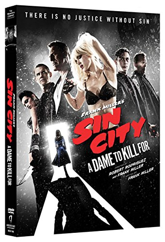 Frank Miller\'s Sin City: A Dame to Kill for (DVD)
