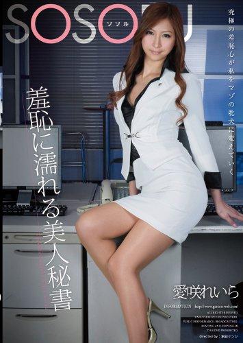 羞恥に濡れる美人秘書 愛咲れいら [DVD]