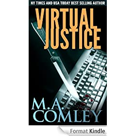 Virtual Justice (Justice Series Book 7) (English Edition)