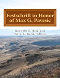 img - for Festschrift in Honor of Max G. Pavesic (Journal of Northwest Anthropology) book / textbook / text book