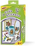 Joustra - 48026 - Kit de Loisir Créatif - Crea'Stickers