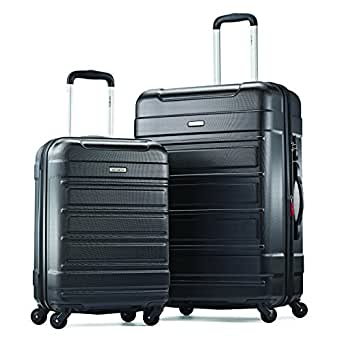 Samsonite Sirocco Two-Piece Durable Hardside Spinner Set