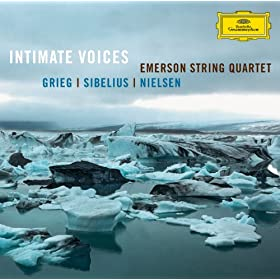 "Jean Sibelius: String Quartet in D minor, Op.56 ""Voces intimae"" - 2. Vivace"