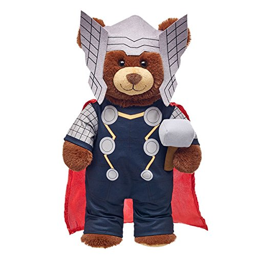 Build a Bear Workshop Thor Teddy Bear Costume 3 pc. build a bear workshop promise pets pink dog leash