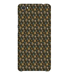 ifasho Animated Pattern design many small flowers Back Case Cover for VIVO X5Pro