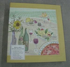 Hallmark TOG1001 Refillable Recipe Book