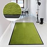 Use & Wash® Schmutzfangmatte Joy - 5 Größen wählbar - hellgrün - 60x180cm