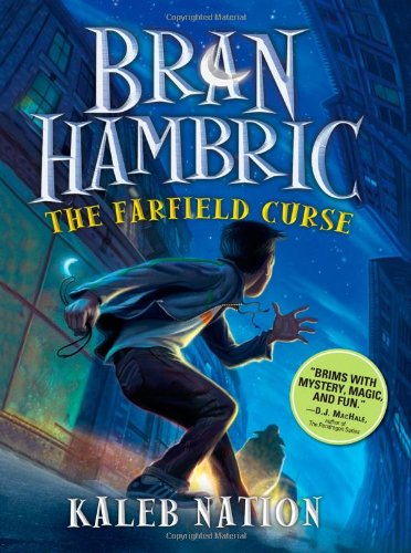 Cover of Bran Hambric: The Farfield Curse