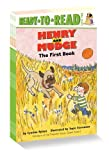 img - for Henry and Mudge Ready-to-Read Value Pack: Henry and Mudge; Henry and Mudge and Annie's Good Move; Henry and Mudge in the Green Time; Henry and Mudge ... and Mudge and the Happy Cat (Henry & Mudge) book / textbook / text book