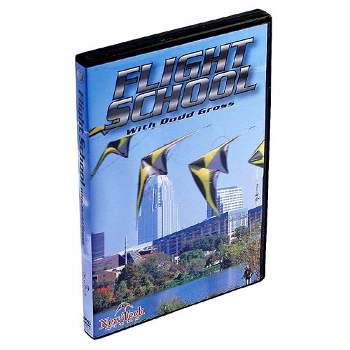 Flight School with Dodd Gross - Stunt Kite Training DVD