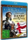 Image de Henry V - die Schlacht Bei Agincourt [Blu-ray] [Import allemand]