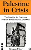 img - for [Palestine in Crisis: The Struggle for Peace and Political Independence After Oslo] (By: Graham Usher) [published: August, 1997] book / textbook / text book