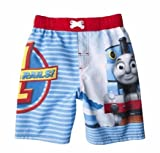 Thomas the Tank Engine Boys' Swim Trunk (4T)