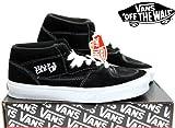 VANS(バンズ) VANS HALF CAB バンズ ハーフキャブ BLACK スケートシューズ スニーカー 日本正規品 ランキングお取り寄せ