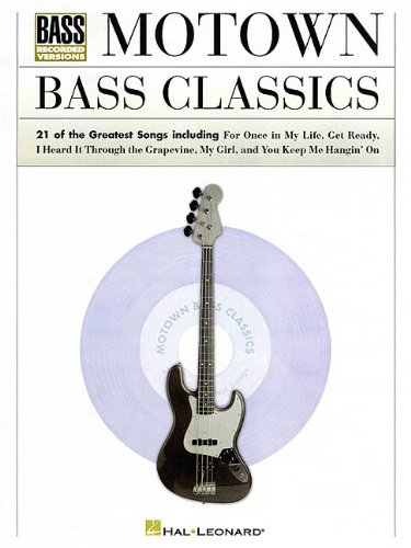Motown Bass Classics (Pvg)