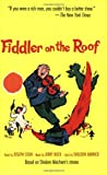 img - for Fiddler on the Roof (song lyrics only) by Joseph Stein (1990-01-01) book / textbook / text book