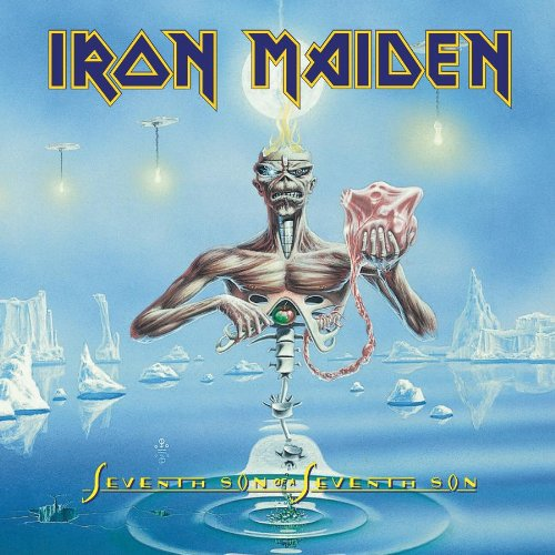 Iron Maiden - Seventh Son Of A Seventh Son (Castle 109 2 2) - Zortam Music