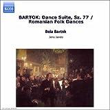 echange, troc  - Bartok : Oeuvres pour piano, Vol. 2 - Suite de danse - Danses populaires roumaines - Sonatine