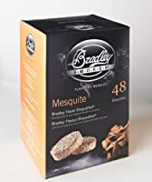 Bradley Technologies Smoker Bisquettes 48 Pack from Bradley Smoker