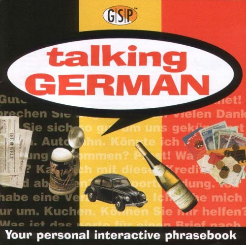 Talking German Interactive Phrasebook