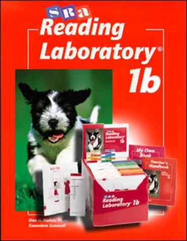 Developmental Reading Lab 1, Reading Lab (Complete 1B), Levels 1.4-4.5, Grades 1-3 (Developmental Lab Series)