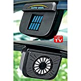 Divinext Auto Cool Solar Powered Ventilation Fan