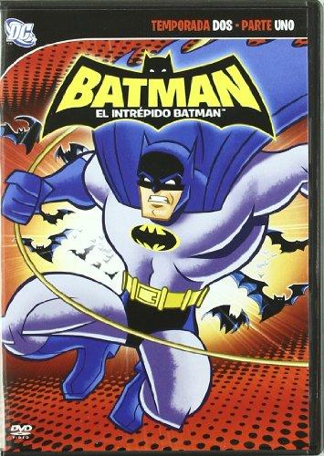 El Intrepido Batman Temp.2 Parte 1 [DVD]