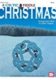 img - for [(A Celtic Fiddle Christmas)] [By (author) James Tanguay] published on (October, 2003) book / textbook / text book