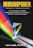 img - for Immunopower: Harnessing the Incredible Healing Powers of Nature book / textbook / text book