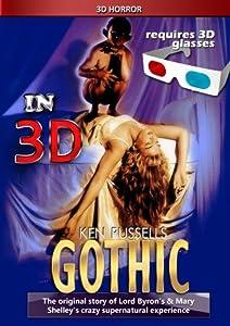 Gothic 3D (1986)[NON-US FORMAT, PAL]