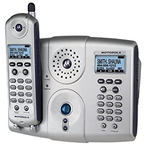 Motorola MD671 5.8GHz Cordless Speakerphone/Caller ID