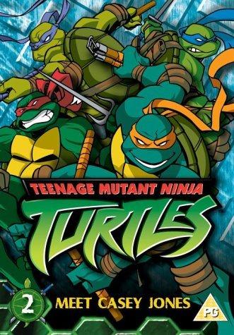 Teenage Mutant Ninja Turtles, Vol. 2: Meet Casey Jones [2003] [DVD] by Michael Sinterniklaas