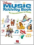 Disney Music Activity Book: An Introduction to Music