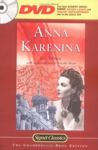 Anna Karenina, Leo Tolstoy; David Magarshack & Priscilla Meyer