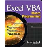 Excel VBA Macro Programmingby Richard Shepherd
