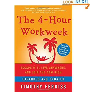 Timothy Ferriss (Author)  (36)  Buy new:  CDN$ 26.95  CDN$ 16.89  55 used & new from CDN$ 5.73