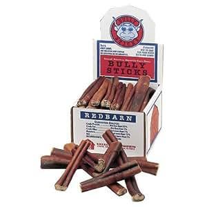 bully stick 12 single stick pet rawhide treat sticks. Black Bedroom Furniture Sets. Home Design Ideas