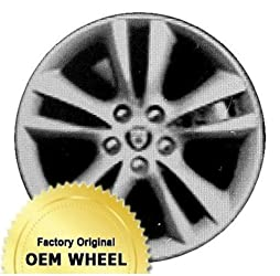 JAGUAR X-TYPE 17X7 5 TWIN SPOKES Factory Oem Wheel Rim- SILVER – Remanufactured