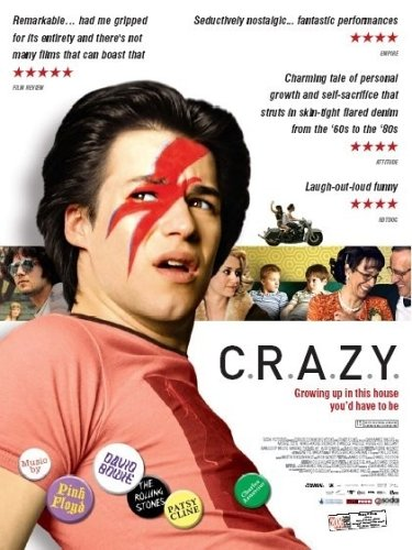 C.R.A.Z.Y - [Import anglais]